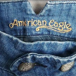 American Eagle Flare Leg Jeans